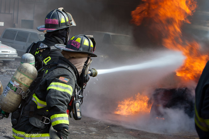 NIPSTA Northern Illinois Public Safety Training Academy car fires