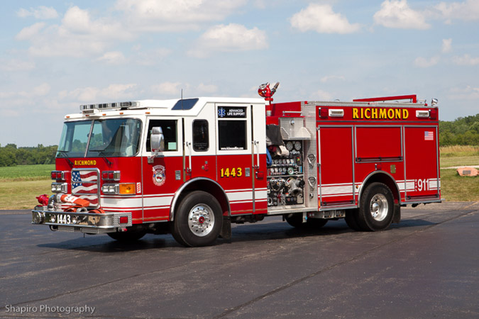 Richmond Fire Protection District