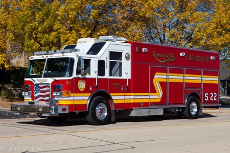 Romeoville Fire Department