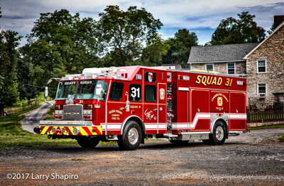 Silver Spring Community Fire Company Cumberland County Mechanicsburg PA fire engine E-ONE Cyclone II e-MAX rescue engine pumper Larry Shapiro photographer #larryshapiro shapirophotography.net