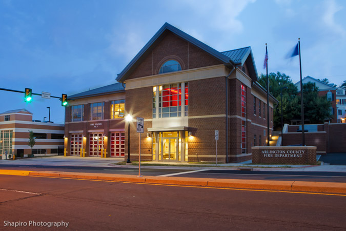 Aelingron County Fire Department Station 3