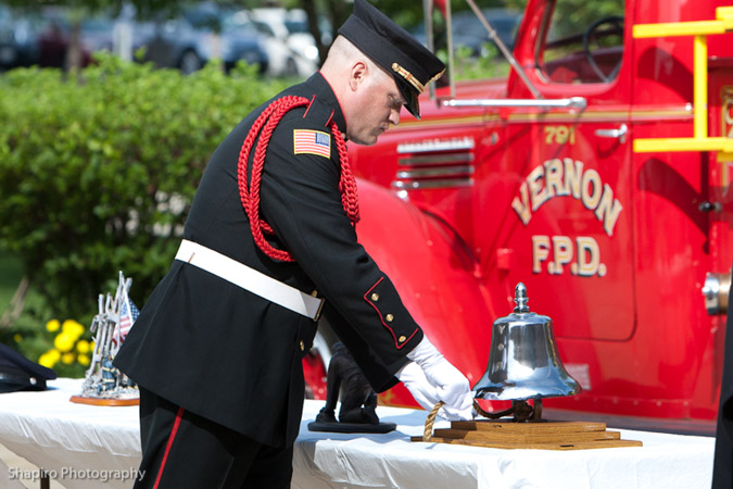 Lincolnshire-Riverwoods FPD 9/11 remembrance