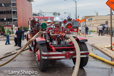 Fire Department Events and Ceremonies